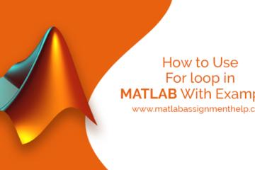 for loop in MATLAB